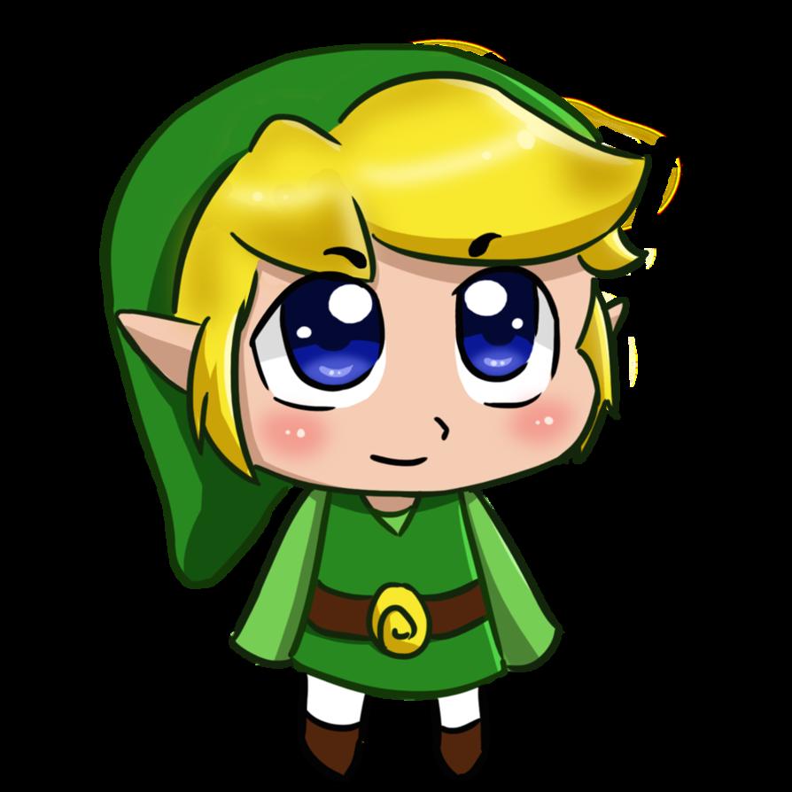 Toon Link Chibi By Nickyparsonavenger Link Chibi Chibi Cartoon