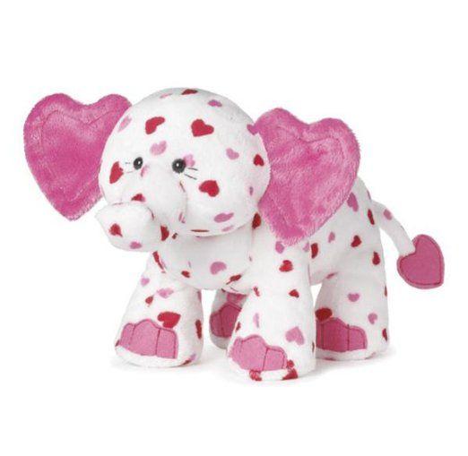 Webkinz Eluvant (Elephant)- Valentine\'s Day Seasonal Release ...