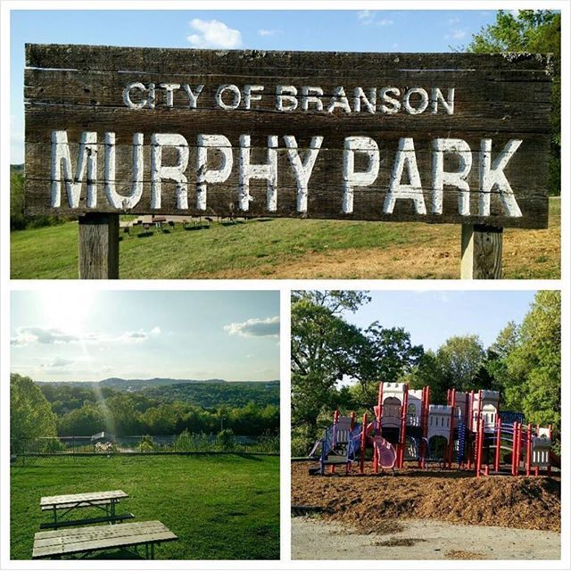 To get out of the College area, I like to go to my favorite Branson park, Murphy Park. It has a nice park, awesome view and good trees to hammock in. - @andrewklaassen #branson #missouri #missouri_photos #park #fun #travelbranson #getout #travel #favorite #midwest#adventure #weekend #explore #find #go#relax #hammock #amazingview #view #landscape #nature #417#itstheklaassen