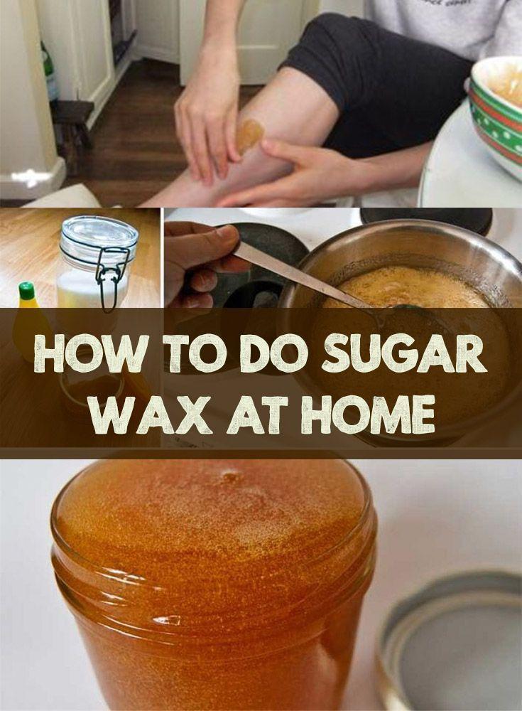 Hair removal diy sugar wax for unwanted hair sugar