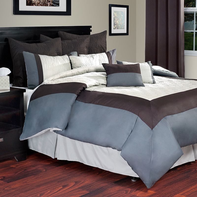 Hotel by Portsmouth Home Comforter Set, White