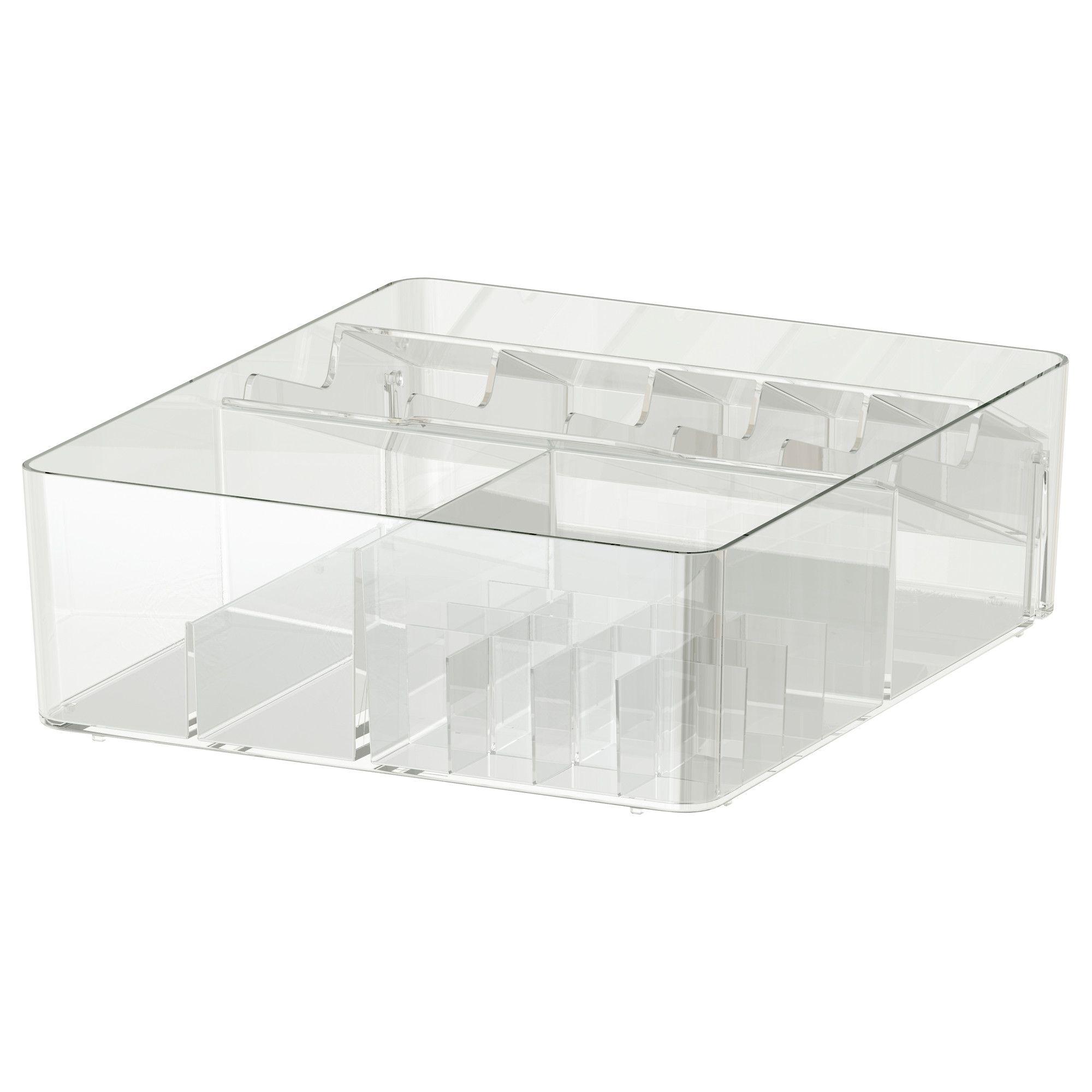 Verwonderlijk IKEA - GODMORGON, Doos met vakken, , Gratis 10 jaar garantie AE-67