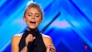 2015 X Factor Australia YouTube | Repeat youtube video Michaela - The X Factor Australia 2015