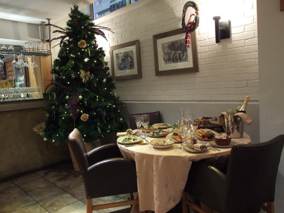 Christmas at Olive