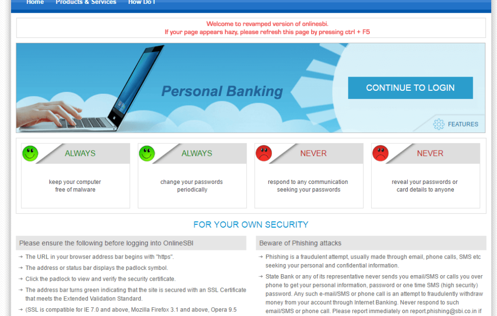 Sbi Online Banking Is An Advanced Service Offered By Sbi For The Ease Of Its Customers If You Wish To Apply For Sbi Online Servi Banking Online Online Banking