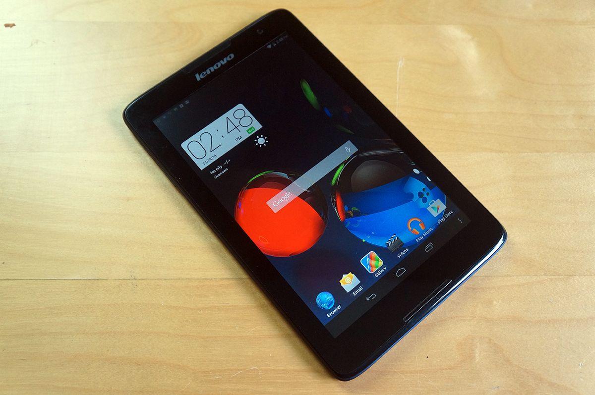 Lenovo Tab A8 Tablet Review   Computer Hardware Reviews - ThinkComputers.org