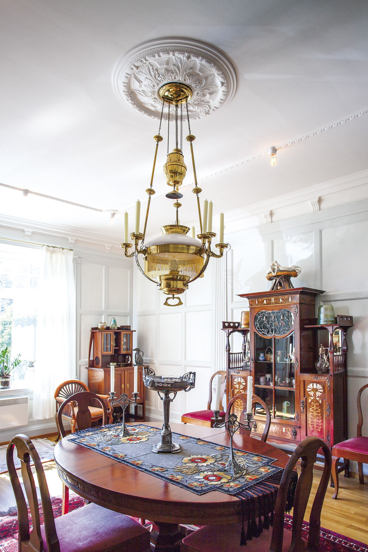 dining room build 1910 architect hagbarth schytte berg one of rh pinterest pt