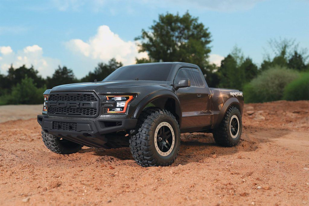 Traxxas Are Hitting The Ground Running With Ford Raptor 2017 Release But How Giveaways 2016Rc TrucksRadio