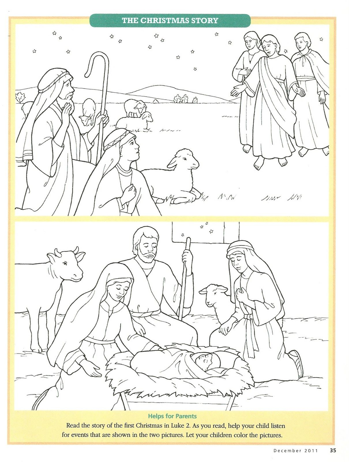 Primary 2 Manual Lesson 46 Jesus Christ Is The Greatest Gift Christmas Journal Page Pr Nativity Coloring Pages Nativity Coloring Lds Coloring Pages