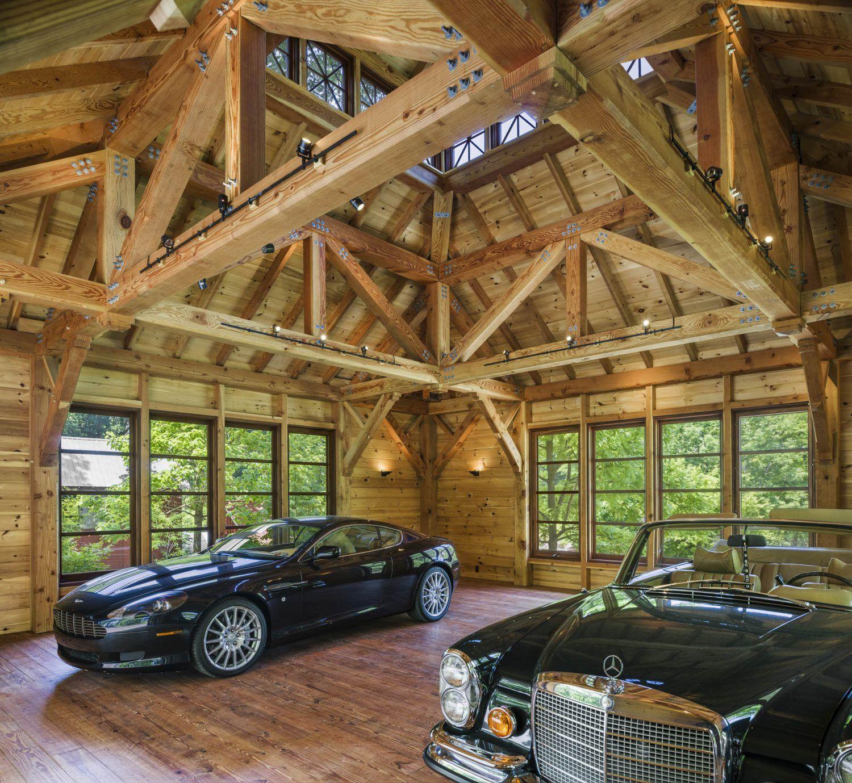 Arts And Crafts Garage Archer Buchanan Architecture Ltd Garage Design Space Interiors Modern Garage