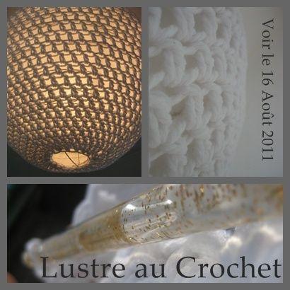 abat jour chinois crochet fimo crochet et abat jour. Black Bedroom Furniture Sets. Home Design Ideas