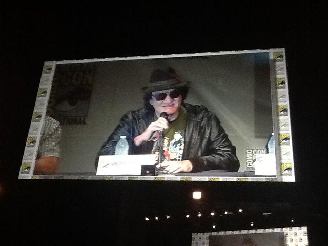 #ComiconSW Django Unchained, la descrizione del panel #comiccon #comicconit #sdcc #Tarantino #DjangoUnchained