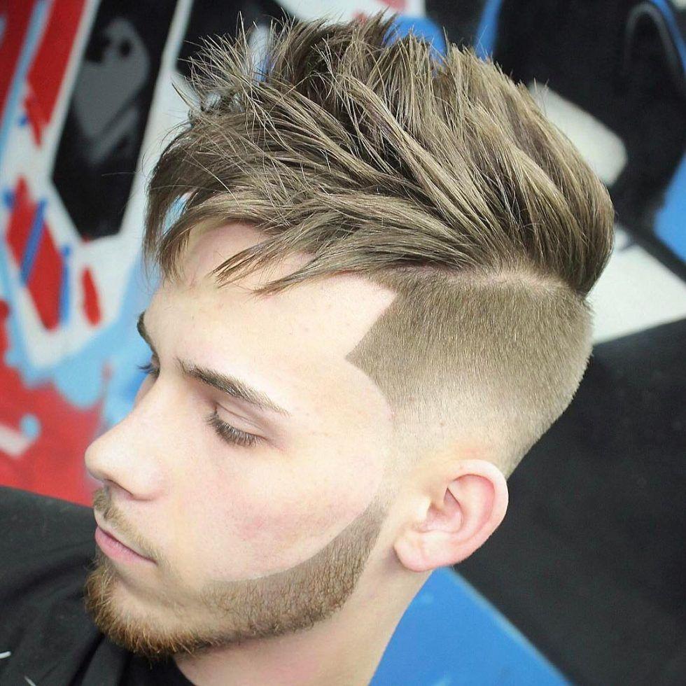 Messy Textured Spiky Cut For Medium Hair 1 Men Will Be Men Hair