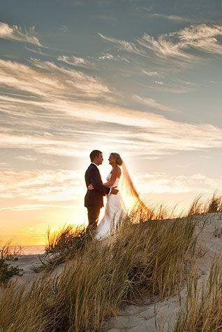 wedding photography beach best photos | Sunset beach weddings ...