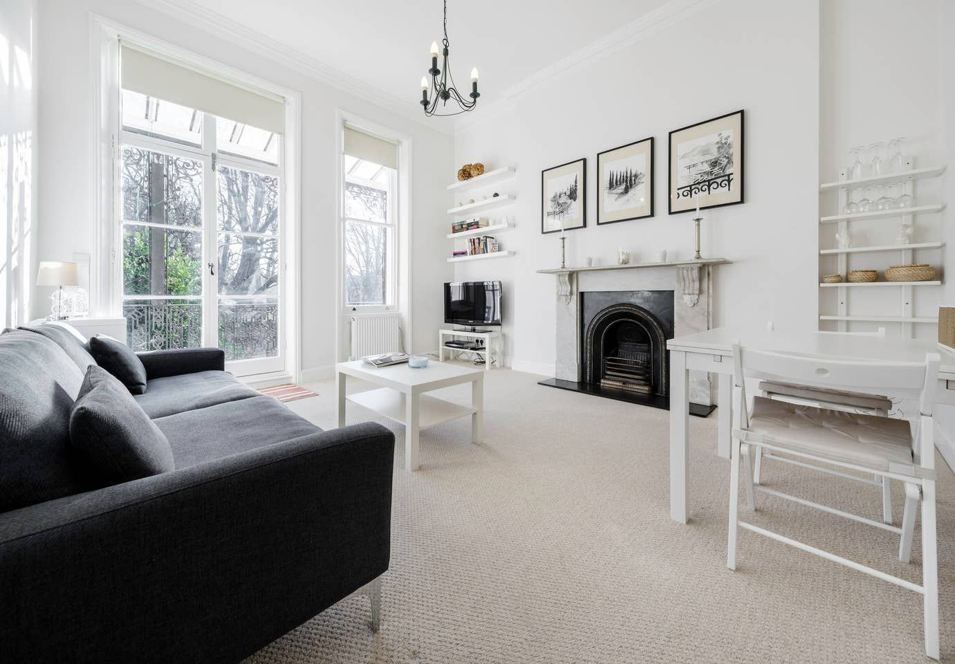 Elegant Earl's Court 2 bed 2 bath 4 mins from tube ...