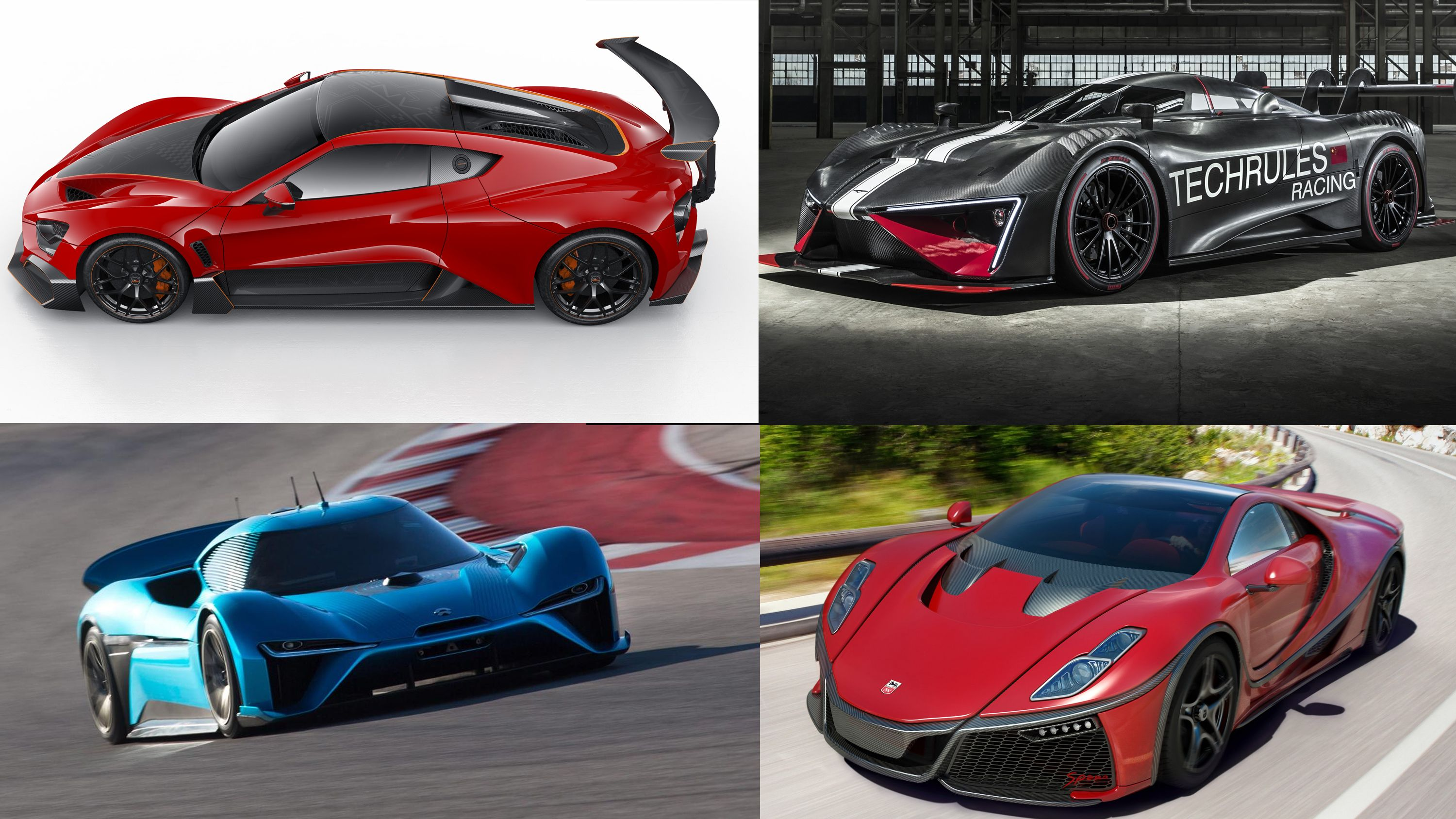 5 Modern Supercars You Ve Probably Never Heard Of Top Speed Super Cars Latest Cars Dream Cars