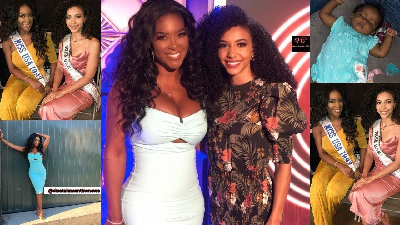 """Still Here"" Real Queens Stunning Kenya Moore & Current"