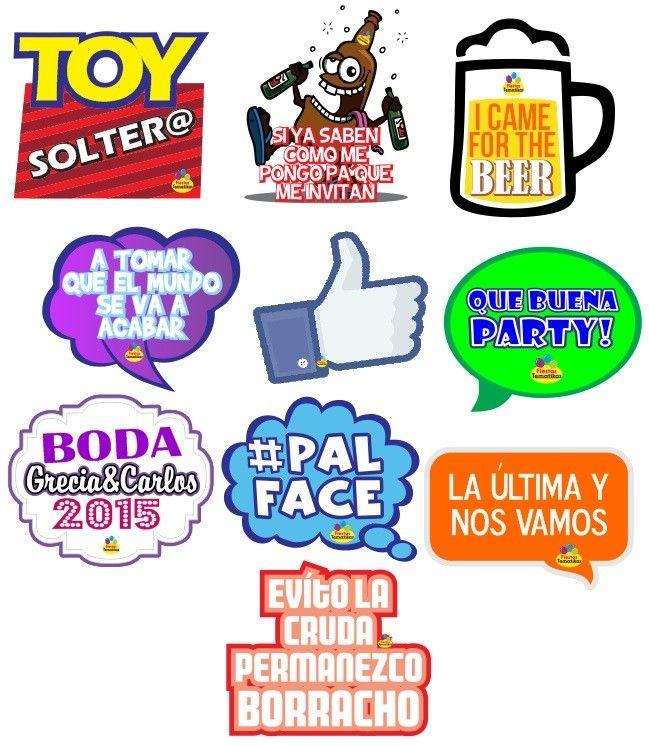 LETREROS Y MARCOS GIGANTES - Fiestas Tematikas   LETREROS Y ...