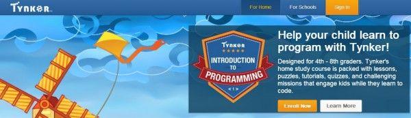 tynker: introducción a la programación para los pequeños