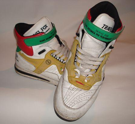 Travel Fox sneakers  433fc9b5ca