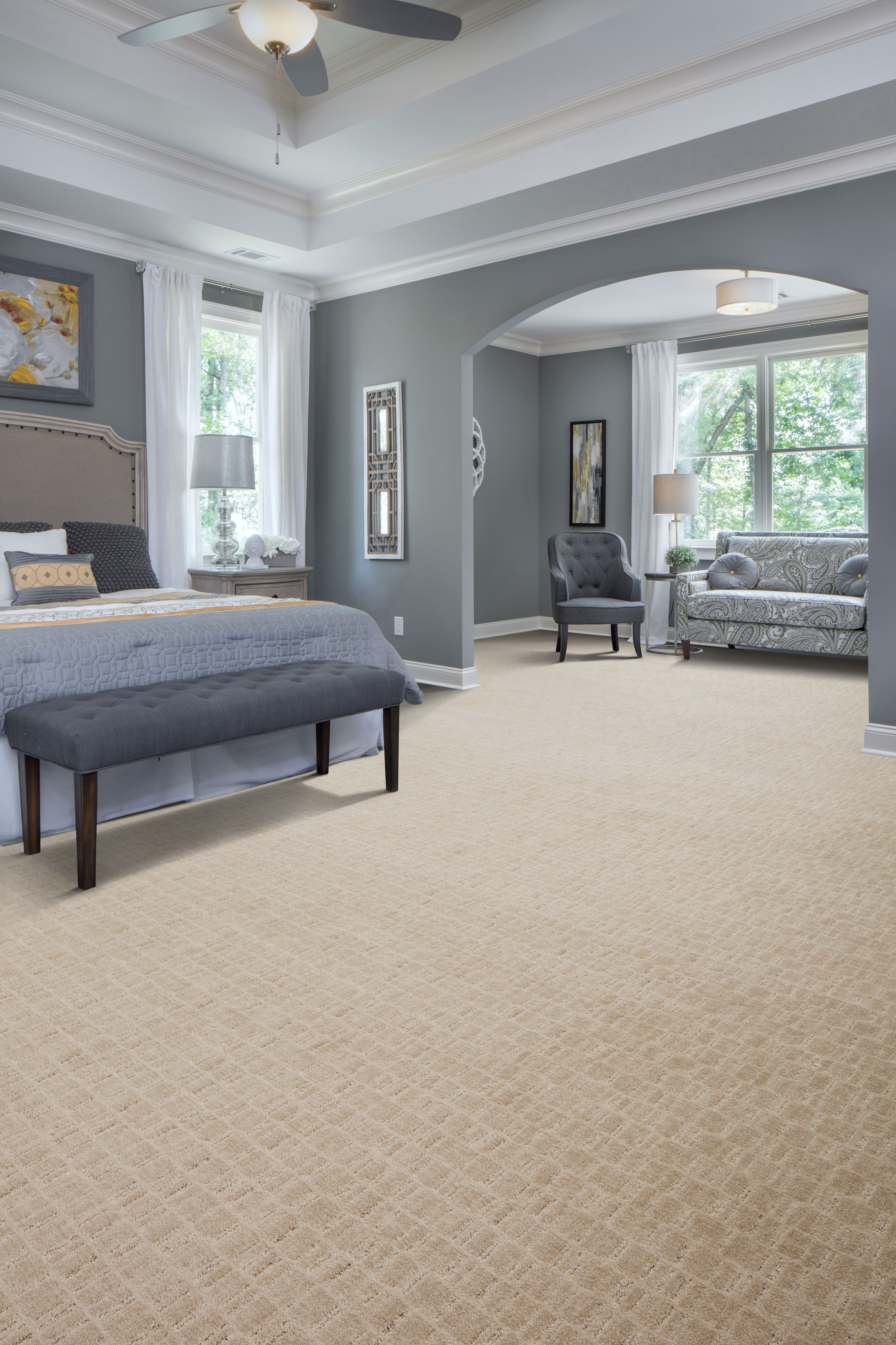Discover Ideas To Aid You Produce The Perfect Bedroom Including Delicious Luxury Bedroom Carpets As Well A Bedroom Carpet Luxurious Bedrooms Buying Carpet
