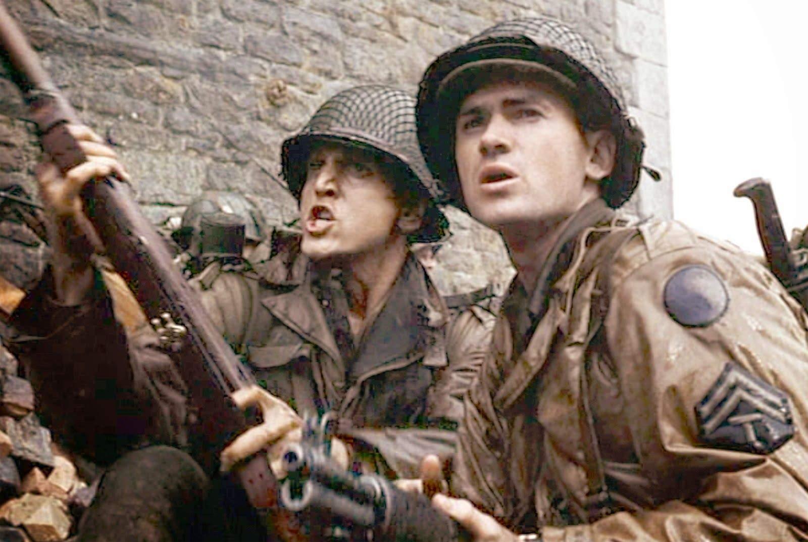 a report on the movie saving private ryan Watch saving private ryan (1998) full movie hd following the normandy landings, a group of us soldiers go behind enemy lines to retrieve a paratrooper whose.