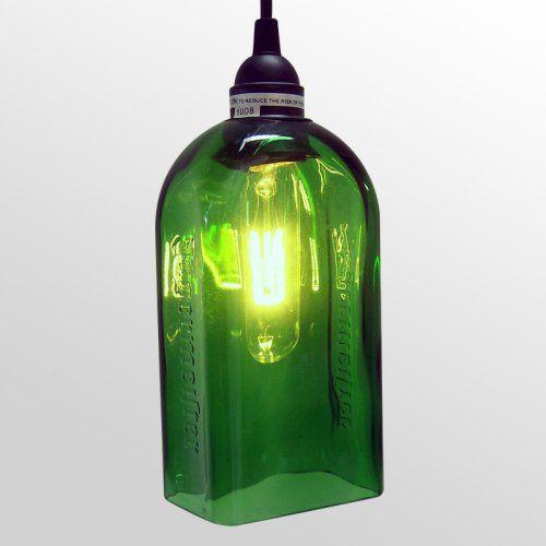 Jagermeister bottle light Jager Light Decor different   Etsy