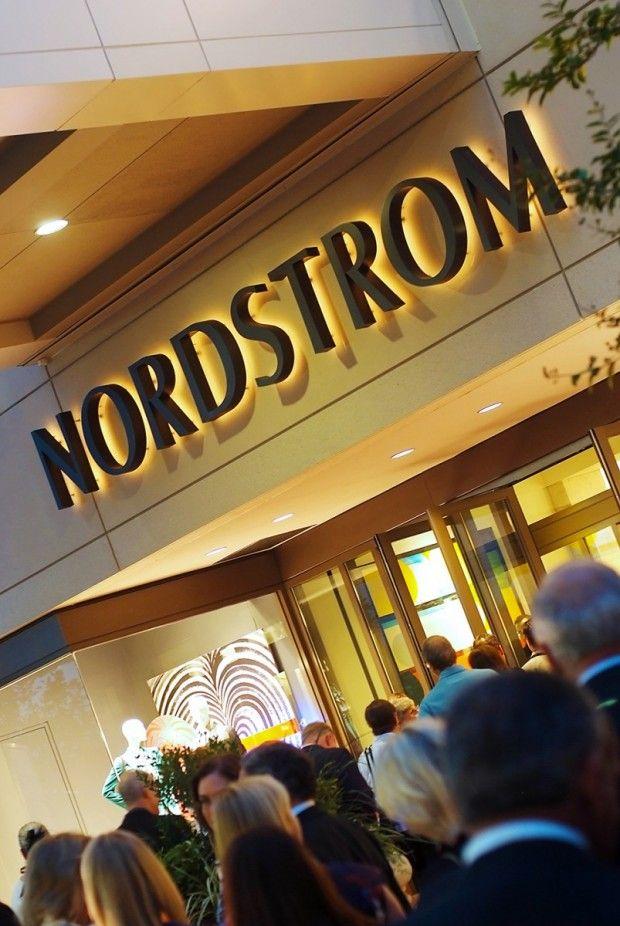Nordstroms in Nashville - YEAH!!!