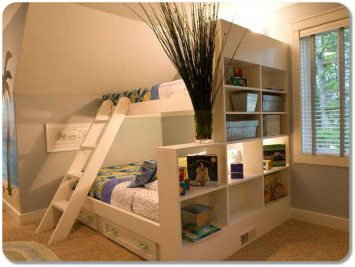 30 Space Saving Bunk Bed Ideas Children Will Love Cool That