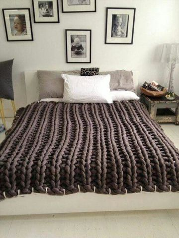 Ideas de como hacer colchas para cama c modas y modernas - Ikea mantas para camas ...