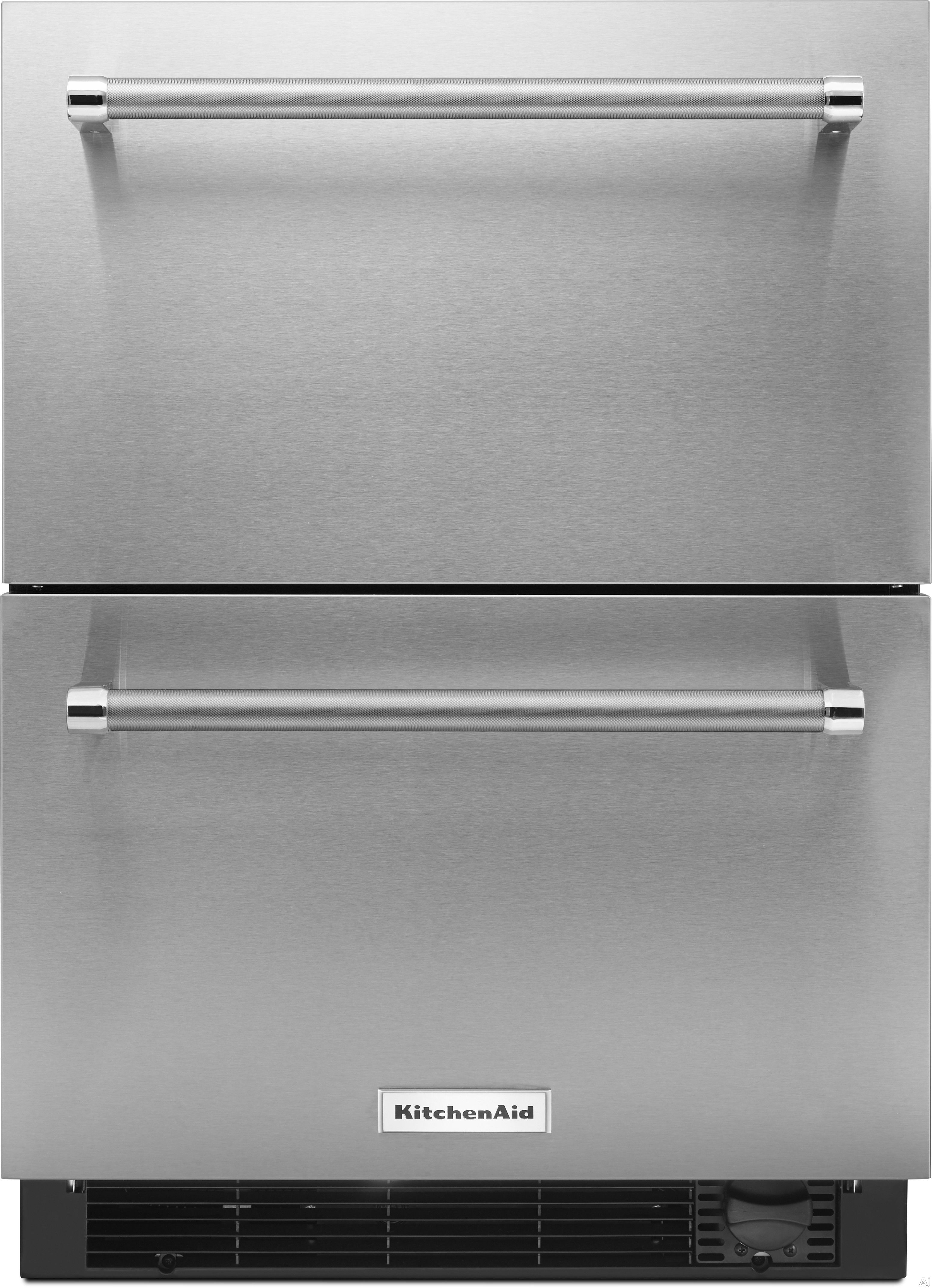 Kitchenaid Kudf204e 4 7 Cu Ft Undercounter Refrigerated Drawers With Freezer Refrigerator Drawers Undercounter Refrigerator Drawers Undercounter Refrigerator