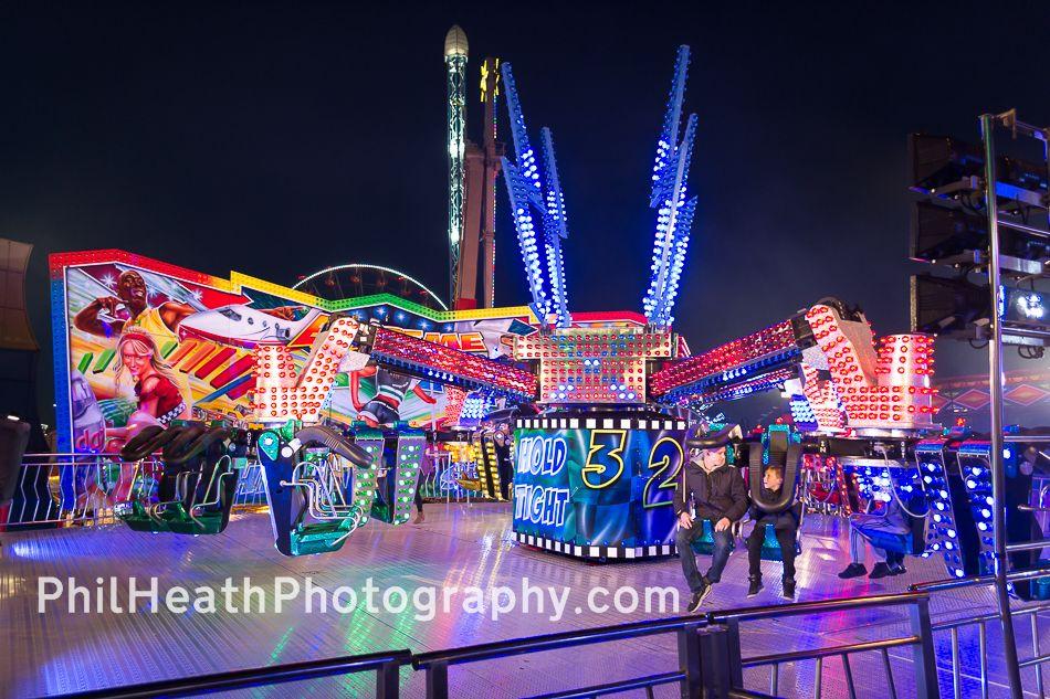 Phil Heath Photography: Nottingham Goose Fair 2015 - Wednesday 30th September #philheath