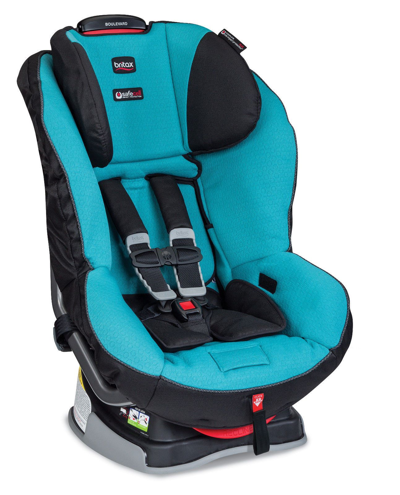 Britax 2014/2015 Boulevard G4.1 Convertible Car Seat in