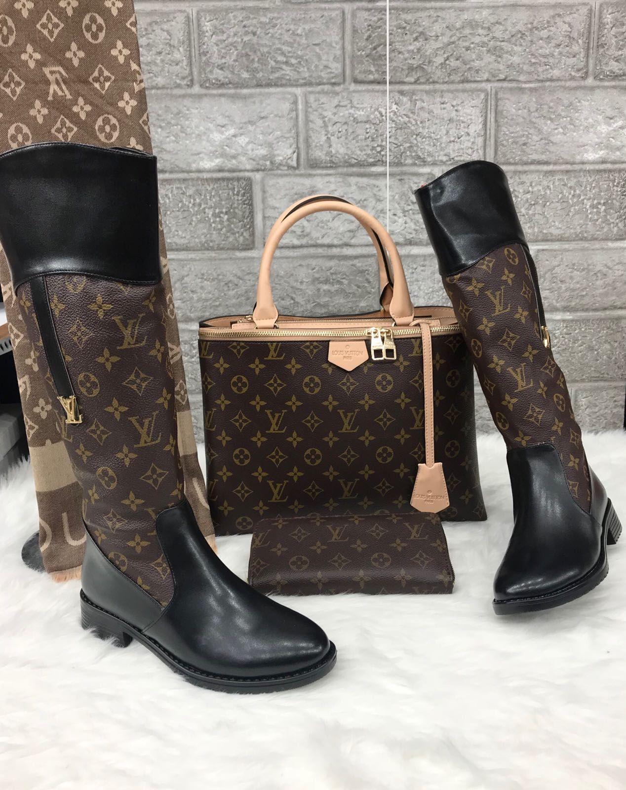 Canta 120 Cizme 140 Tl Sal 45 Tl Cuzdan 35 Louis Vuitton Boots Louis Vuitton Louis Vuitton Shoes