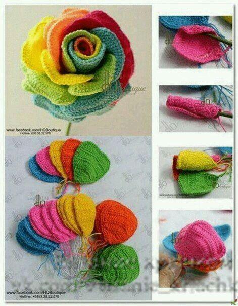 Pin von Kerrianne Wadey auf crochet ideas | Pinterest
