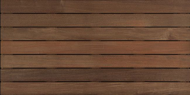 Wp Ipe 48 Ribbed 7 Wood Deck Tile Materiality Wood