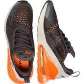 Nike Herren Sneaker Air Max 270, Größe 45 ½ in Grau NikeNike
