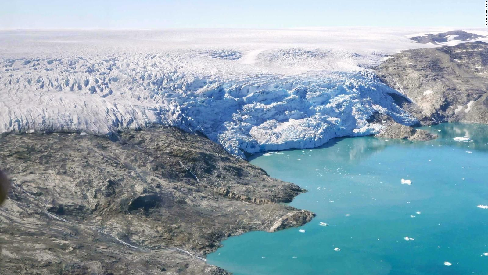 Greenland S Melting Glaciers May Someday Flood Your City Glacier