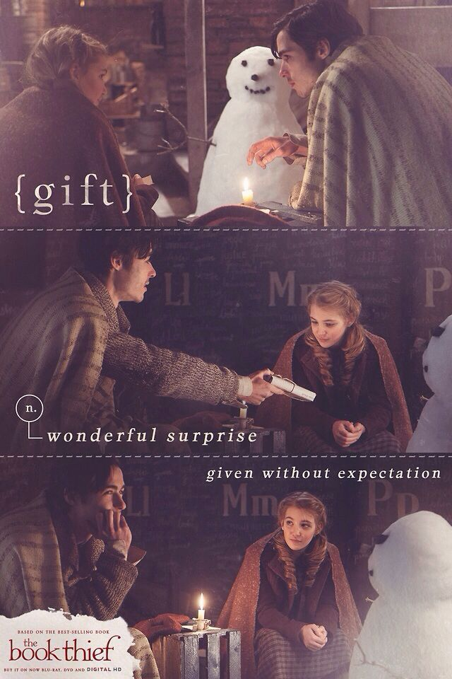 The Book Thief: Liesel Character Analysis