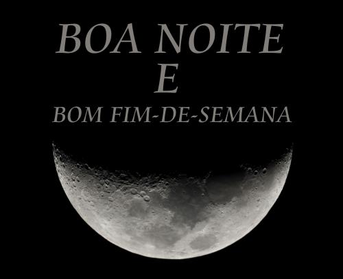 Boa Noite E Bom Fim De Semana Noite Frases
