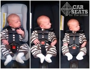Nuna Pipa Infant Car Seat Review Csftlorg Baby Chart