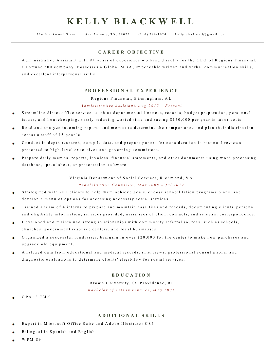 resume builder  with images