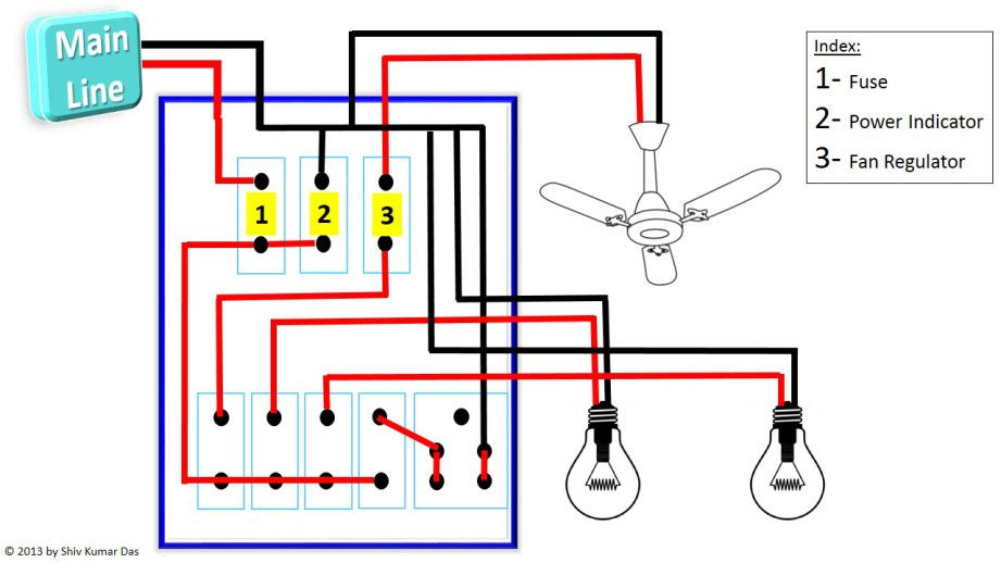 Designing Electrical Control Board