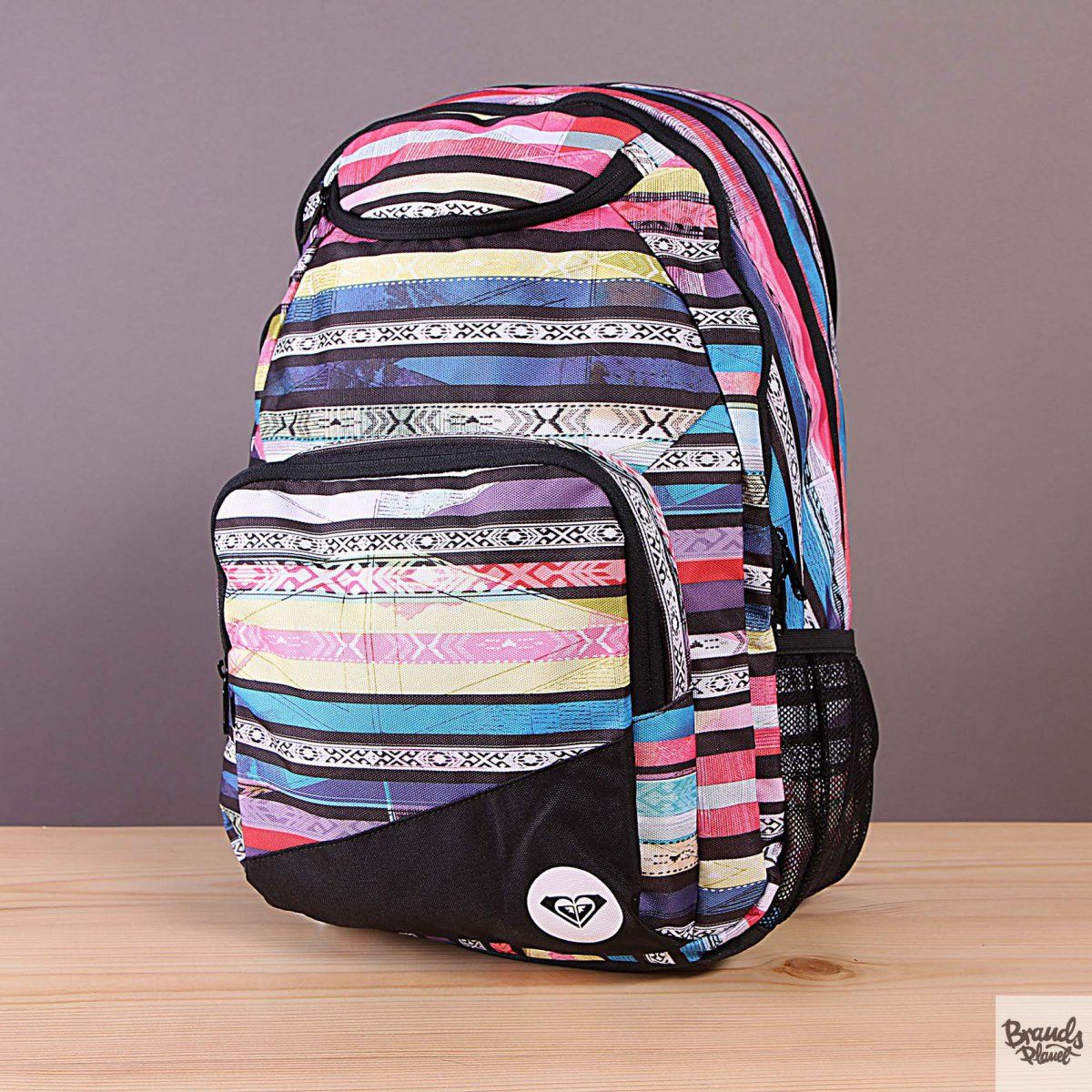 546c4e506ef1f Plecak szkolny lub na wycieczkę Roxy Shadow Swell Brazilian    www.brandsplanet.pl    roxy