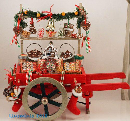 01e3bef642 A Christmas cart!