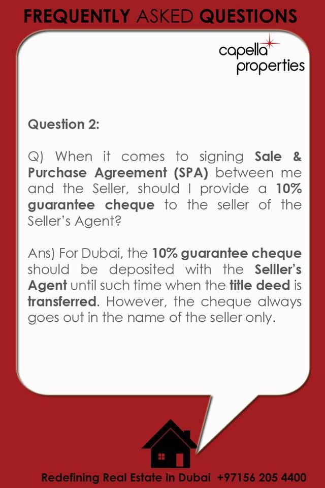 Frequently Asked Questions #realestate #dubai #UAE #Home #house - home purchase agreement