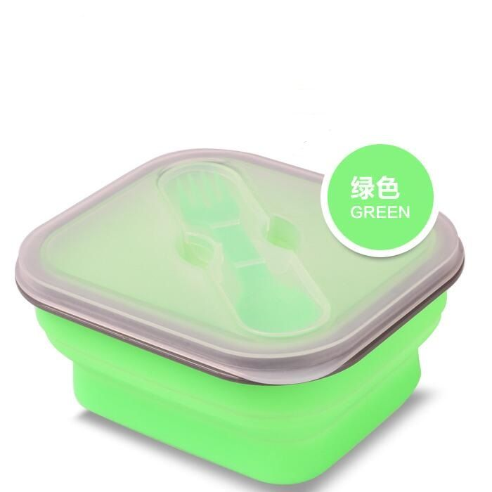 Collapsible Food Container For Student Fresh Containers Bakeware