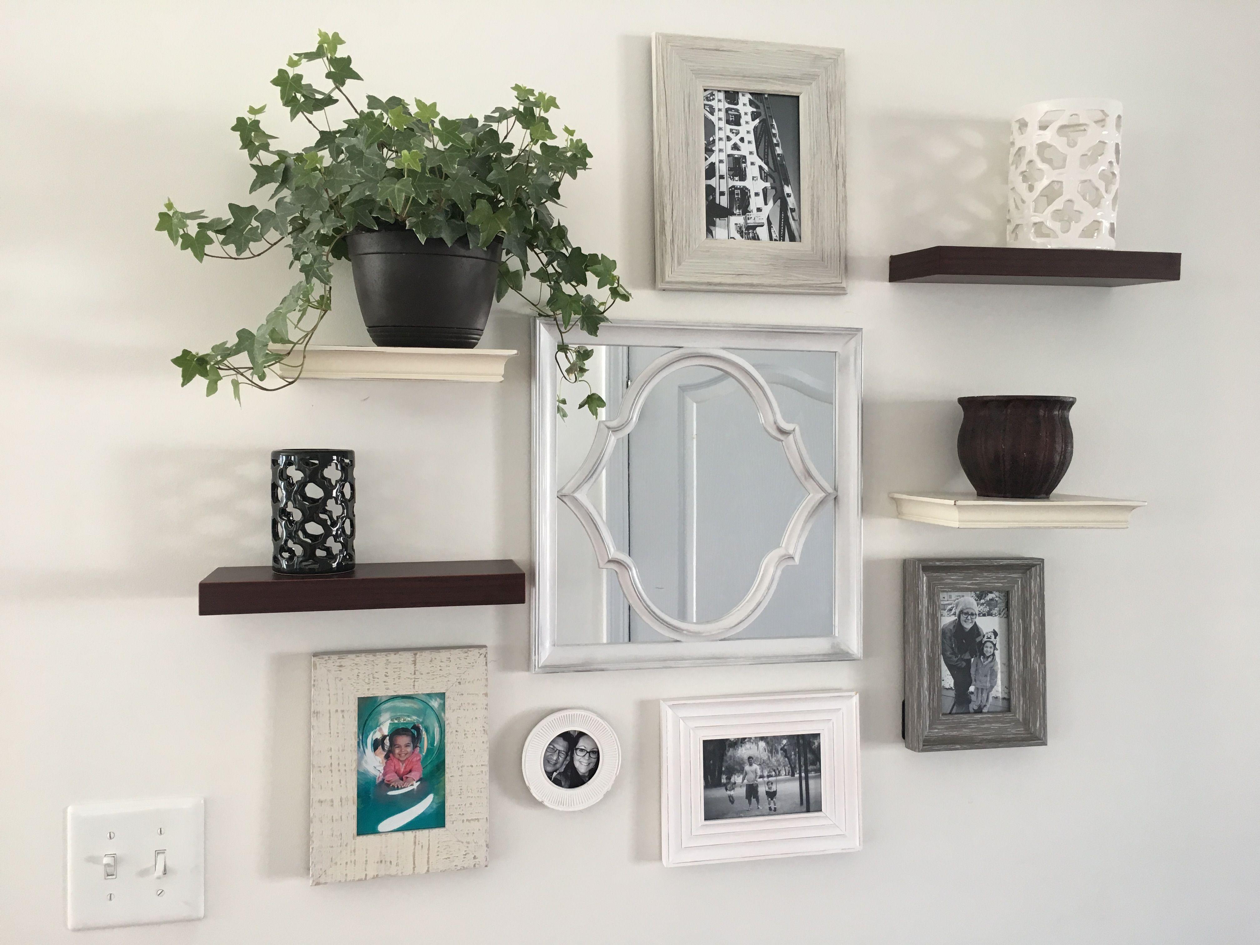 Unique Tricks Can Change Your Life Black Floating Shelves Mirror