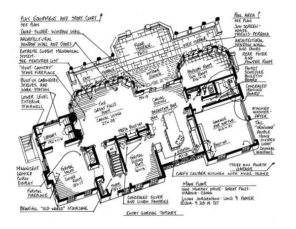 Nice Layout The Family Stone Traditional House How To Plan