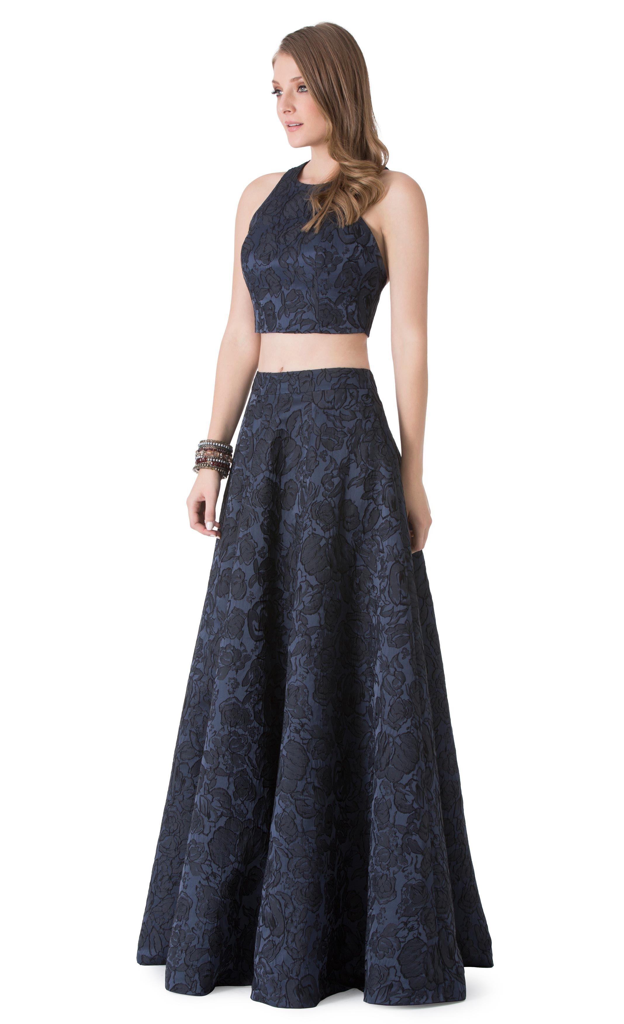 0807f1850 Crop top falda raso | faldones | Top y falda, Faldas y Vestidos de noche